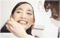 """1.""""歯を守る""""歯科医院のイメージ"""