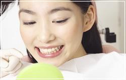 当院では極力痛みが無いような歯周病治療を心がけていますのイメージ