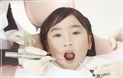 痛みの少ない虫歯予防法 シーラントのイメージ
